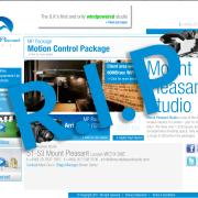 new studio website launches