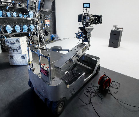 Moviola Dolly