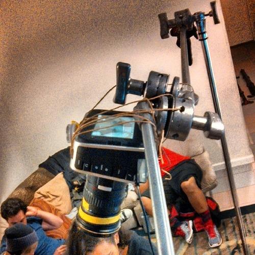 film studio rig