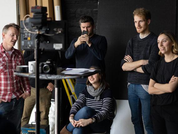 Photographic Studio East London