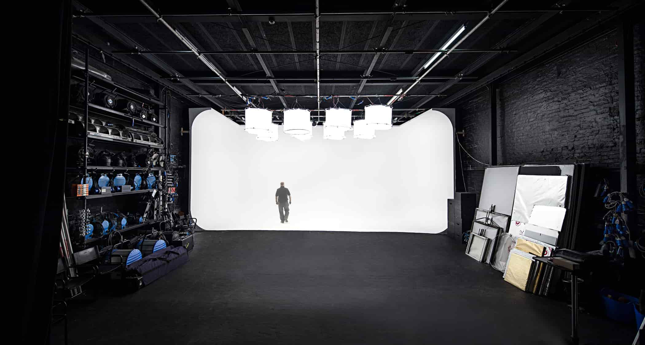 tv studios london
