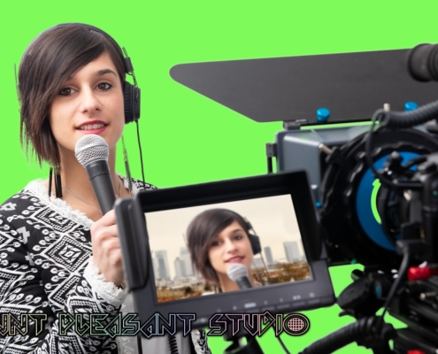 Green Screen Studio - Mount Pleasant Studio London