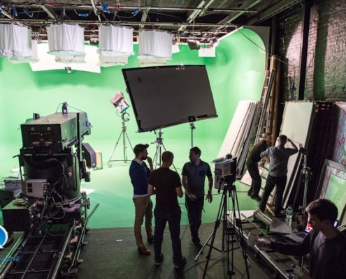 Green Screen Studio – Mount Pleasant Studio London